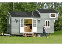 shepherds hut / tiny homes / garden room / cabin / glamping / offgrade