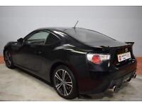 TOYOTA GT86 2.0 D-4S 2d 197 BHP (black) 2012