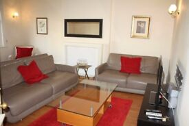 Specious two double bedroom apartment in Maida Vale.