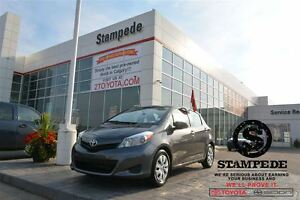 2014 Toyota Yaris LE Low mileage-TOYOTA CERTIFIED!!!