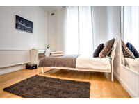 Modern double bedroom available Feb