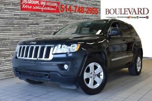 2011 Jeep Grand Cherokee LAREDO CUIR ECRAN NO ACCIDENT VUS 4X4