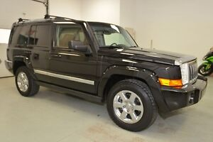 2007 Jeep Commander Limited LEATHER LOADED