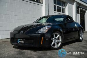 2004 Nissan 350Z Roadster!! 6 Speed Manual!! Only 88000kms!!