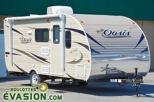 2018 Oasis 18BH
