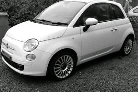 Fiat 500 1.2 Sport petrol manual Low milage