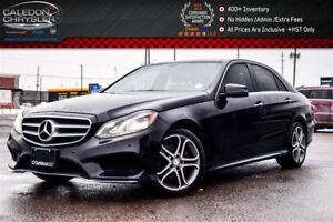 2014 Mercedes-Benz E-Class E 250 BlueTEC|4Matic|Navi|Sunroof|360