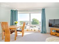 VERY SPACIOUS 2 Bed: Great location - huge window overlooking Preston Park and the Downs