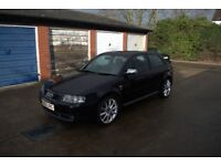 2002 Audi S3 1.8T Quattro - Unmolested, well maintained.