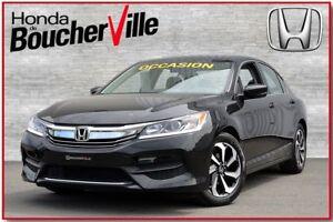 2017 Honda Accord LX  comme neuf 1 Propriétaire Jamais accidenté