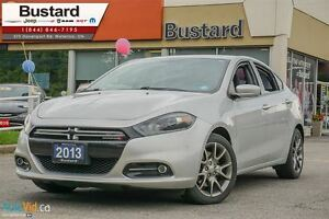 2013 Dodge Dart SXT   RALLEY   MANUAL   NEW TIRES!   LOADED!   R