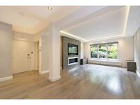 Stunning three bedroom apartment in Kensington