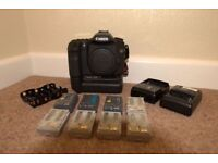 Canon 50d body and accessories