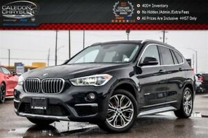 2016 BMW X1 xDrive28i|Pano Sunroof|Bluetooth|Backup Cam|Heated