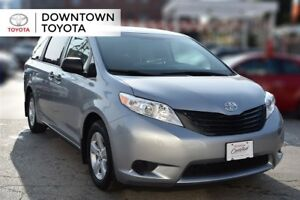 2015 Toyota Sienna LE FWD, BLUETOOTH, 1 OWNER, NO ACCIDENT
