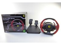 Thrustmaster Ferrari 458 Spider Racing Wheel (Xbox One) 1035859