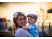 Wedding and Family photographer (baby, children, family, couple portraits, weddings and parties)
