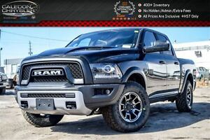 2017 Ram 1500 New Truck Rebel|4x4|Backup Cam|Bluetooth|R-Start|K