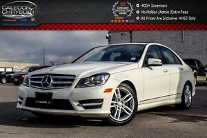 2012 Mercedes-Benz C-Class C250|4Matic|Bluetooth|Leather|Heated