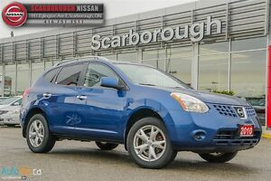 2010 Nissan Rogue SL-ACCIDENT FREE AND WELL EQUIPPED!!!!