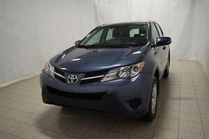 2013 Toyota RAV4 LE, AWD, Groupe Electrique, Air Climatise, Blue