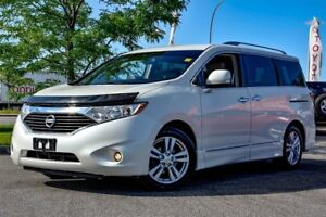 2012 Nissan Quest SL, LEATHER, BACK CAMERA