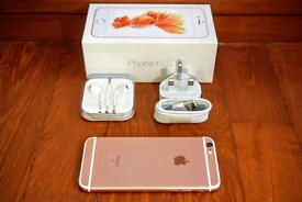 Rose gold 32gb iPhone 6s new