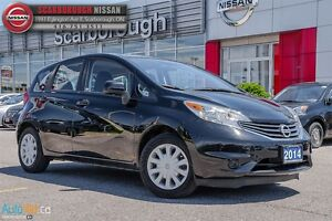 2014 Nissan Versa Note 1.6 SV-ACCIDENT FREE AND PRICED TO SELL!!