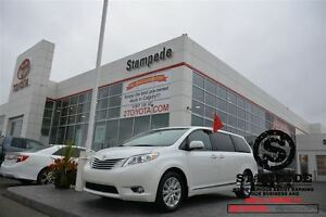 2013 Toyota Sienna XLE LIMITED AWD  Top Package!!!  TOYOTA CERTI