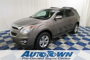 2011 Chevrolet Equinox 1LT AWD/USB OUTLET/BLUETOOTH/ALLOYS
