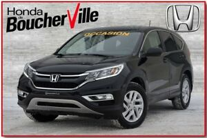 2015 Honda CR-V EX-L AWD Cuir Camera  Bluetooth Bancs Chauffants