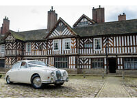 Classic Wedding Cars Cheshire & Manchester. Distinctive, Unique Classic Wedding Cars for Hire