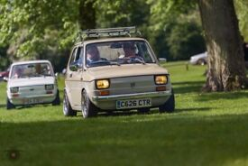Fiat 126 p Abarth Extrass Bargain!!!