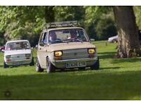 Fiat 126 p Abarth Extrass Bargain!!!