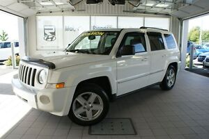 2010 Jeep Patriot LIMITED AWD + CUIR + TOIT OUVRANT
