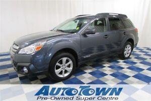 2014 Subaru Outback 2.5i Convenience Pkg AWD/HTD SEATS/USB/ALLOY