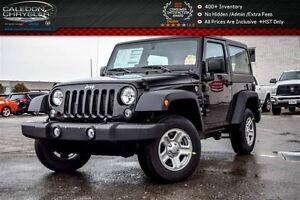 2017 Jeep Wrangler New Car Sport|4x4|Hard Top|Aircondition|Temp