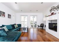 An immaculately presented three bedroom mews style house located within Parsons Gate Mews, SW6