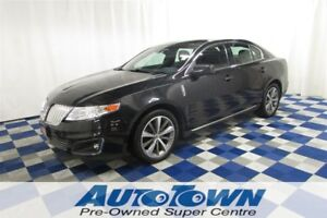 2010 Lincoln MKS AWD/ACCIDENT FREE/HTD SEATS/BACKUP SENSOR