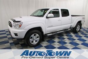 2014 Toyota Tacoma V6 4X4/BACKUP CAM/TOUCH SCREEN/HTD SEATS