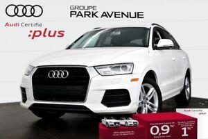 2016 Audi Q3 2.0 TFSI KOMFORT ! NOUVEL ARRIVAGE !