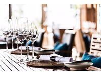 Experienced hospitality professionals required for Dubai & Vienna Restaurant Openings