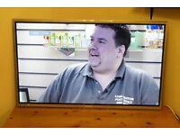 "Panasonic 47"" TX-L47ET50B Ultra Thin Full HD 3D Smart Tv £265"