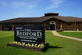 Head Chef/Chef de Partie required at The Bedford Golf Club