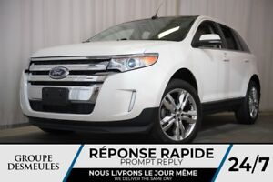 FORD EDGE LIMITED + AWD +TOIT PANORAMIQUE+ CAMERA +++