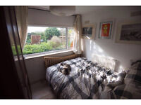 Lovely Small Double bedroom Available in a 2 bedroom Ground floor Flat Near Queens Park