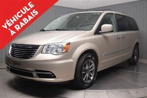 2014 Chrysler Town & Country TOURING L TOIT CUIR NAVI TV/DVD