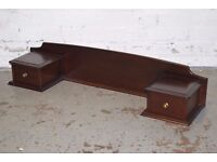 Stag Minstrel Two Drawer unit for chest of drawers/dressing table (DELIVERY AVAILABLE)