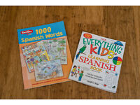Learning Spanish - new books