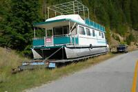 46' 1988 Waterways Houseboat